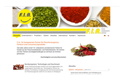 F.I.A. FOOD INGREDIENTS ANTHES